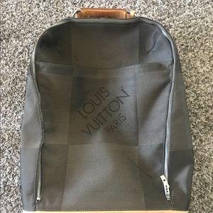Louis Vuitton Pégase Damier Geant Canvas Suitcase